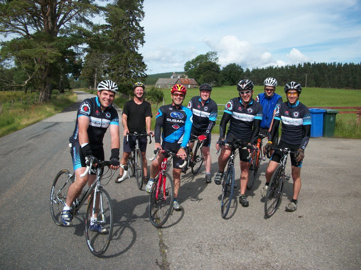 Sponsored by Dryburgh Cycles & Ridley Bikes.  A team of enthusiastic riders from Highlands & Islands Fire and Rescue Service racing & riding in all cycling disciplines.
